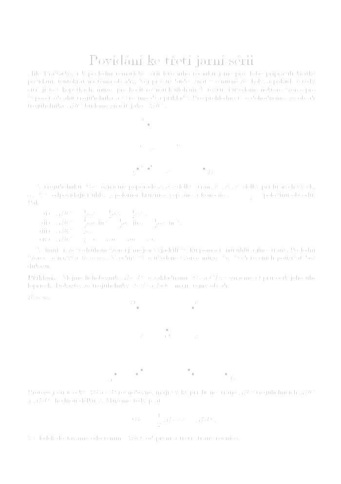 Jedna strana textu, další stranu zobrazíte kliknutím na obrázek.